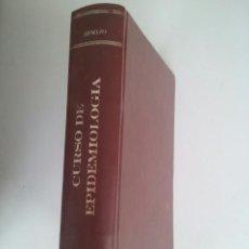 Libros de segunda mano: CURSO DE EPIDEMIOLOGÍA - DR. ROLANDO ARMIJO ROJAS (CHILE, 1964). Lote 82478528