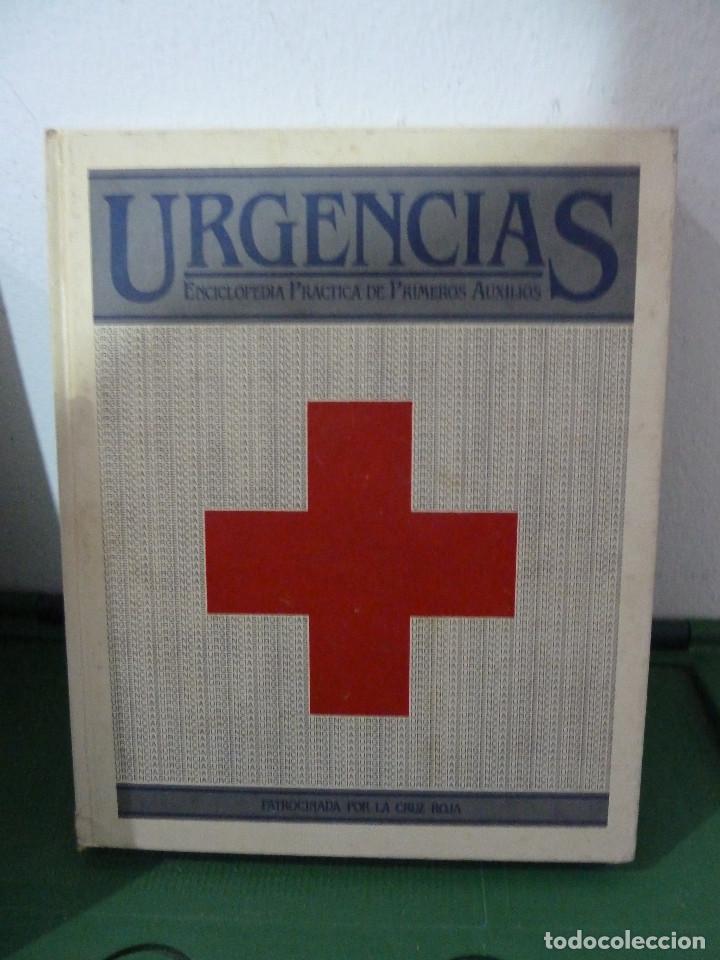 Libros de segunda mano: URGENCIAS - ENCICLOPEDIA PRACTICA DE PRIMEROS AUXILIOS - 6 TOMOS - Foto 8 - 83122088
