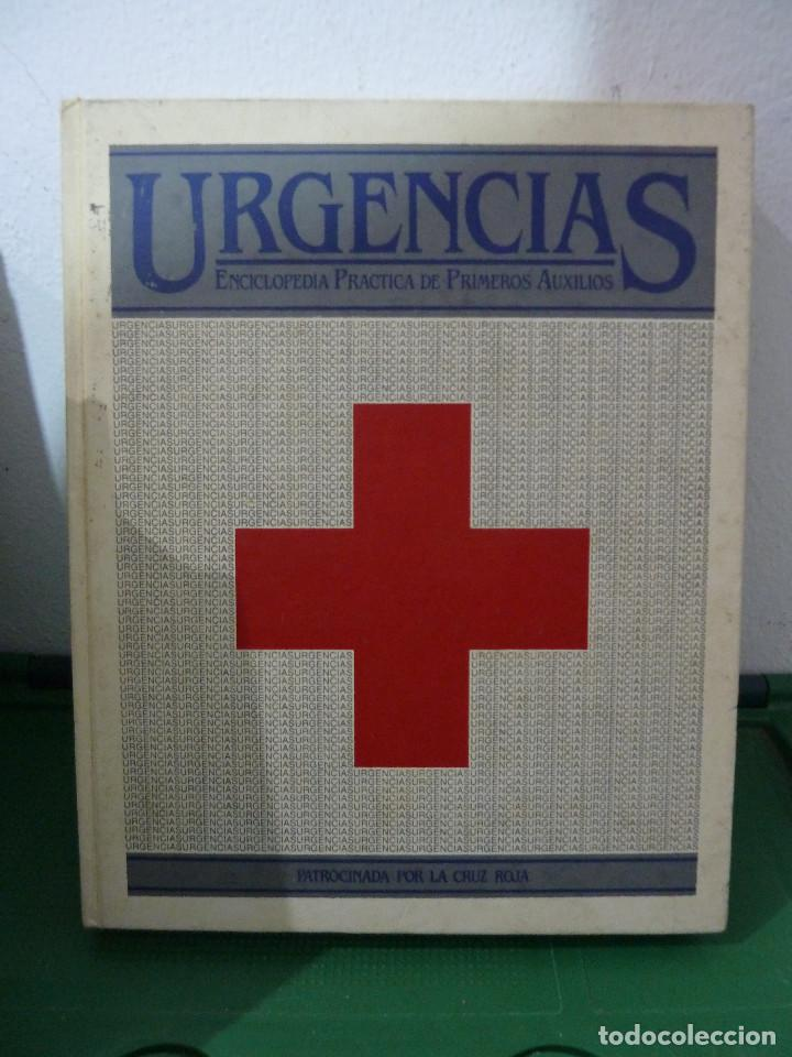 Libros de segunda mano: URGENCIAS - ENCICLOPEDIA PRACTICA DE PRIMEROS AUXILIOS - 6 TOMOS - Foto 11 - 83122088