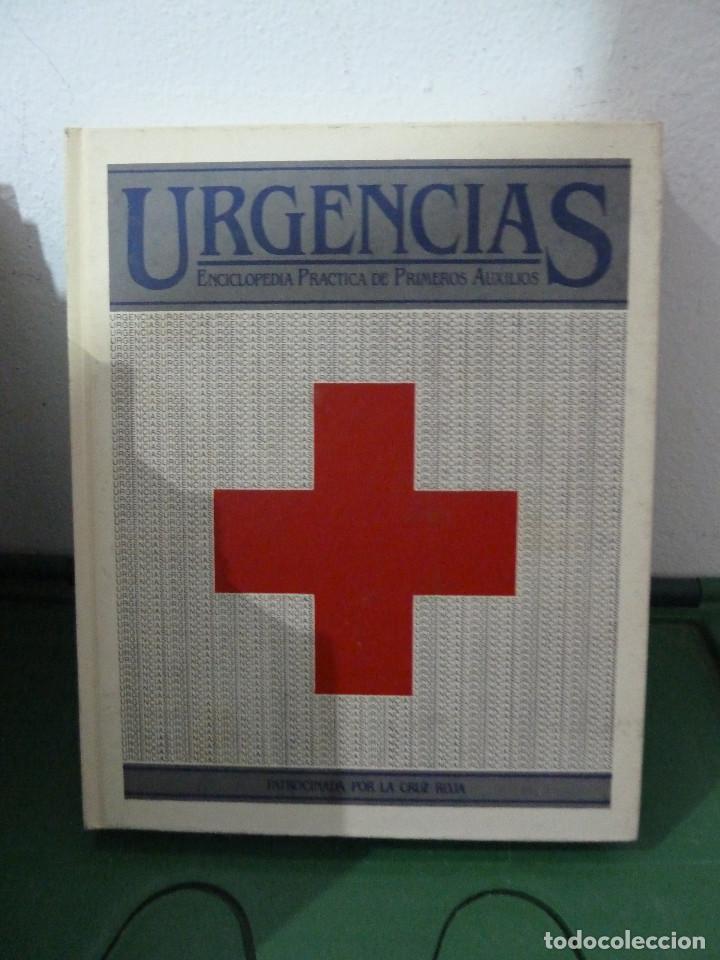 Libros de segunda mano: URGENCIAS - ENCICLOPEDIA PRACTICA DE PRIMEROS AUXILIOS - 6 TOMOS - Foto 13 - 83122088