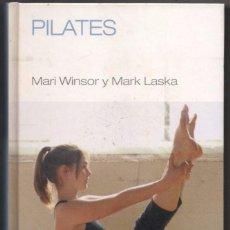 Libros de segunda mano: PILATES - MARI WINSOR Y MARK LASKA *. Lote 83311152