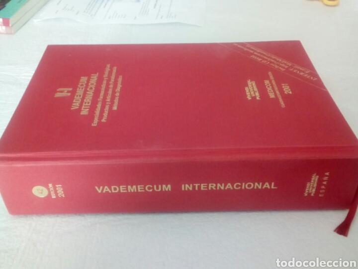 VADEMECUM INTERNACIONAL. EDICIÓN 2001. (Libros de Segunda Mano - Ciencias, Manuales y Oficios - Medicina, Farmacia y Salud)