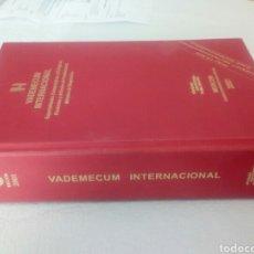 Libros de segunda mano - Vademecum Internacional. Edición 2001. - 85915830