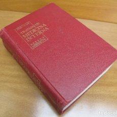 Libros de segunda mano: TRATADO DE MEDICINA INTERNA.- CECIL - LOEB, BEESON, MCDERMOTT.- INTERAMERICANA.- 1968. 12ª EDICIÓN.. Lote 86475864