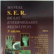 Libros de segunda mano: VV. AA. - MANUAL S. E. R. DE LAS ENFERMEDADES REUMÁTICAS. EDITORIAL PANAMERICANA, 2000.. Lote 86714600