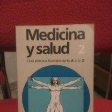 Libros de segunda mano: MEDICINA Y SALUD 2. ED: CÍRCULO. Lote 86959934