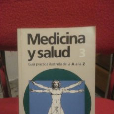 Libros de segunda mano: MEDICINA Y SALUD 3 . ED: CÍRCULO. Lote 86959970