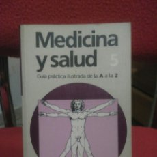 Libros de segunda mano: MEDICINA Y SALUD 5 . ED: CÍRCULO. Lote 86960064