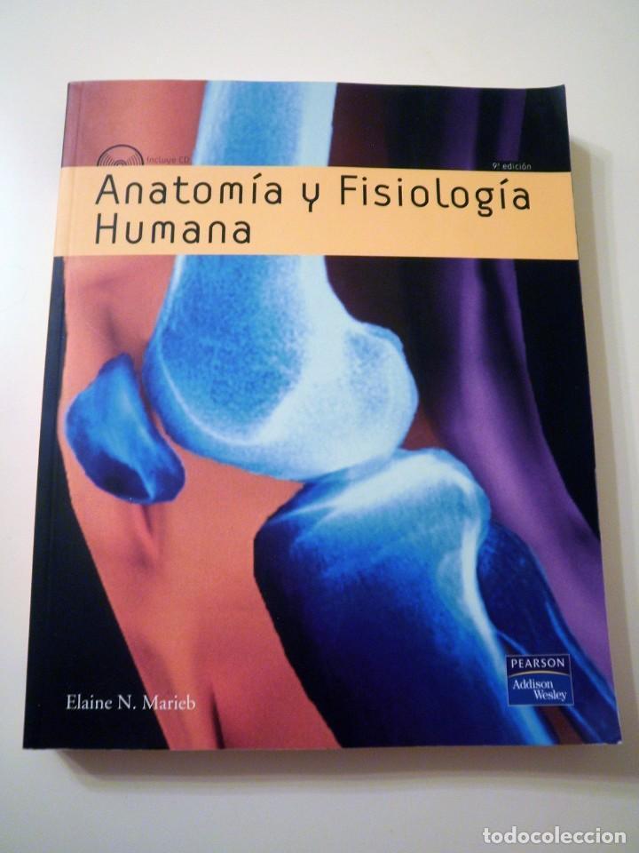 anatomía y fisiología humana (elaine n. marieb) - Comprar Libros de ...