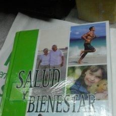 Libros de segunda mano: SALUD Y BIENESTAR.GRUPO CULTURAL.PRECINTADO. Lote 88166846