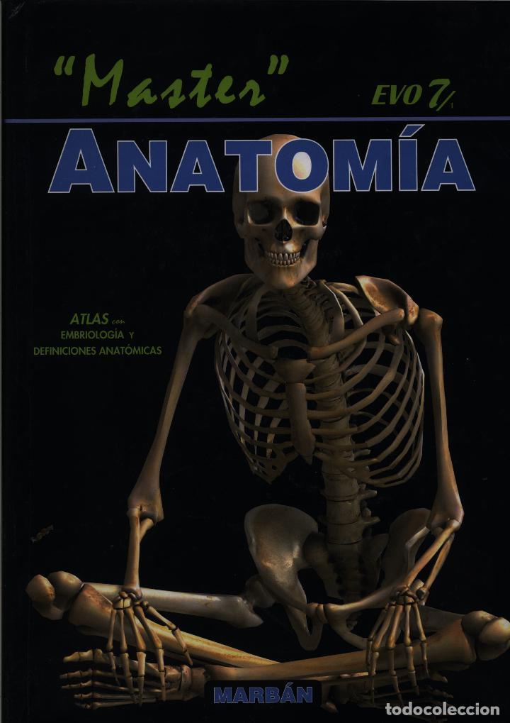 anatomia master evo 7 atlas con embriologia y d - Comprar Libros de ...
