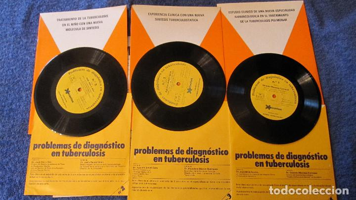 MUY BUSCADO CATALOGO DE MOLECULA ANTITUBERCULOSA. 1975.CON 3 DISCOS SENCILLOS. MUY ESPECIAL Y RARO (Libros de Segunda Mano - Ciencias, Manuales y Oficios - Medicina, Farmacia y Salud)