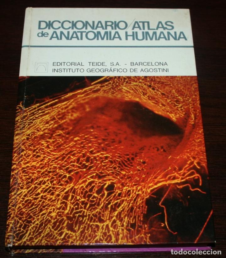 diccionario/atlas de anatomia humana - ed, teid - Comprar Libros de ...