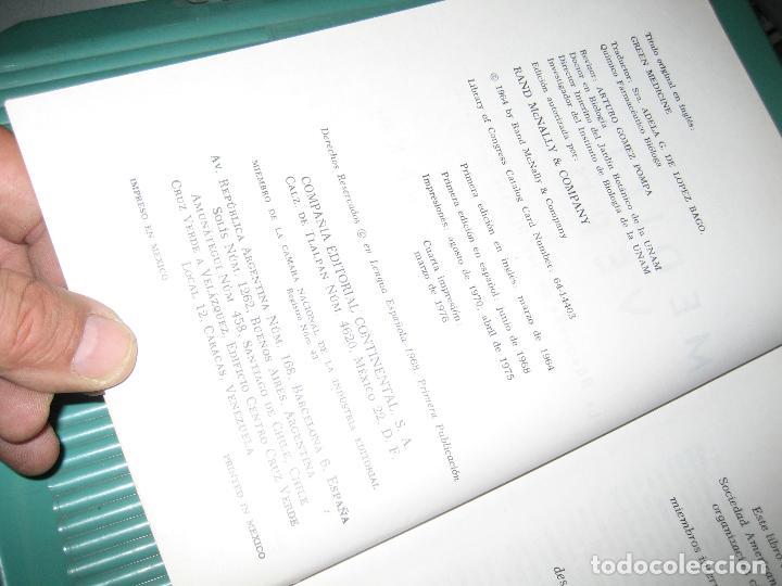 Libros de segunda mano: MEDICINA VERDE - MARGARET B. KREIG - LA BUSQUEDA DE LAS PLANTAS QUE CURAN - RARO.envío certif 9 - Foto 5 - 177088528