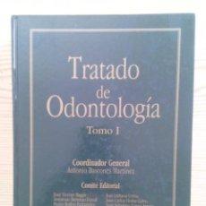 Libros de segunda mano: TRATADO DE ODONTOLOGIA - TOMO 1. Lote 90342984