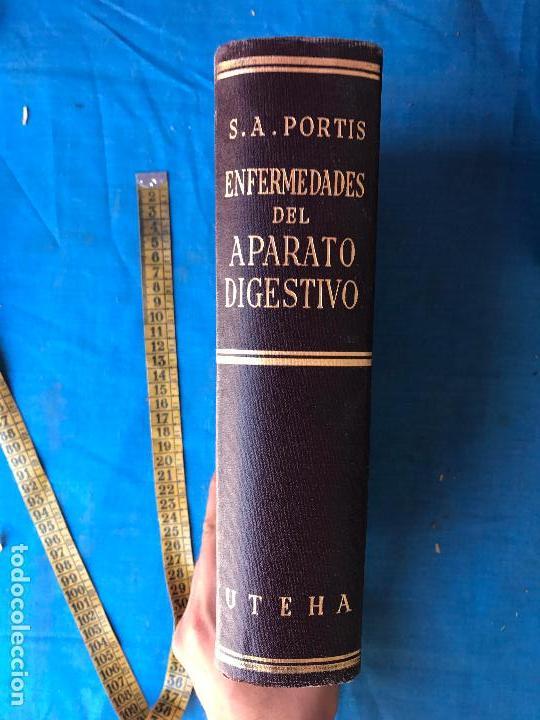 ENFERMEDADES DEL APARATO DIGESTIVO - PORTIS, SIDNEY A. - (Libros de Segunda Mano - Ciencias, Manuales y Oficios - Medicina, Farmacia y Salud)
