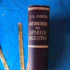 Libros de segunda mano: ENFERMEDADES DEL APARATO DIGESTIVO - PORTIS, SIDNEY A. -. Lote 90724030