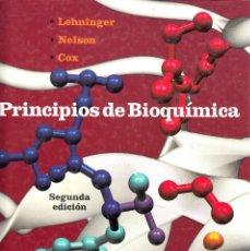 Libros de segunda mano: MEDICINA.- PRINCIPIOS DE BIOQUIMICA -LEHNINGER-NELSON.COX - EDITORIAL OMEGA. Lote 91298650
