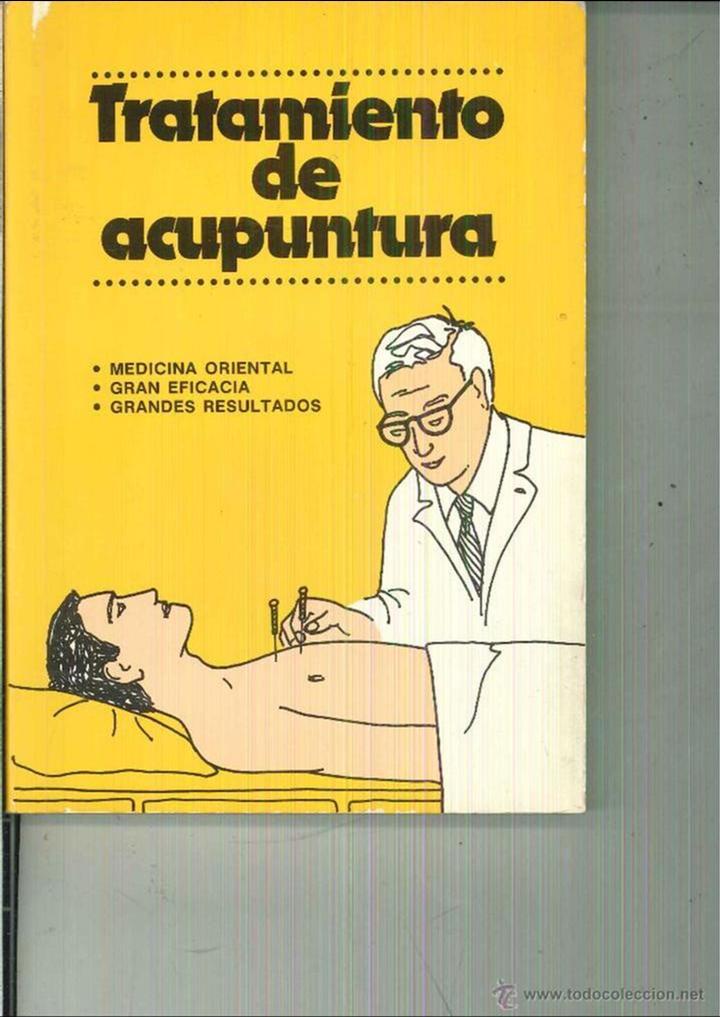 TRATAMIENTO DE ACUPUNTURA. HAN DONG KYU (Libros de Segunda Mano - Ciencias, Manuales y Oficios - Medicina, Farmacia y Salud)