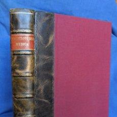 Libros de segunda mano: ENCICLOPEDIA MÉDICA BÁSICA. VVAA. MAGNÍFICA ENCUADERNACIÓN.. Lote 91635415