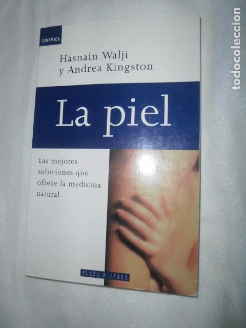 LA PIEL DE PLAZA Y JANES, DINAMICA. (Libros de Segunda Mano - Ciencias, Manuales y Oficios - Medicina, Farmacia y Salud)