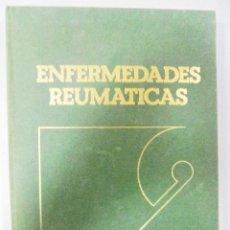 Libros de segunda mano: ENFERMEDADES REUMÁTICAS. TOMO 2. EDITADO POR SYNTEX IBERICA. 1980. IMPRESO POR EDUNISA. Lote 92869695
