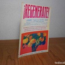 Libri di seconda mano: REGENERATE - TRATADO Y RECETAS DE 'VEGETARISMO CIENTIFICO', 1976. Lote 92888775