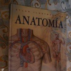 Libros de segunda mano: LIBRO ATLAS ILUSTRADO DE ANATOMIA DE SUSAETA.. Lote 236322690