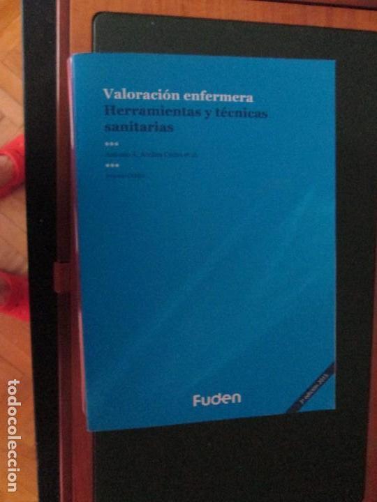 VALORACION ENFERMERA (Libros de Segunda Mano - Ciencias, Manuales y Oficios - Medicina, Farmacia y Salud)