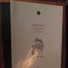 Libros de segunda mano: SALUD PUBLICA. Lote 93132335