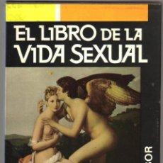 Libros de segunda mano: EL LIBRO DE LA VIDA SEXUAL - DOCTOR LOPEZ IBOR. Lote 93330540