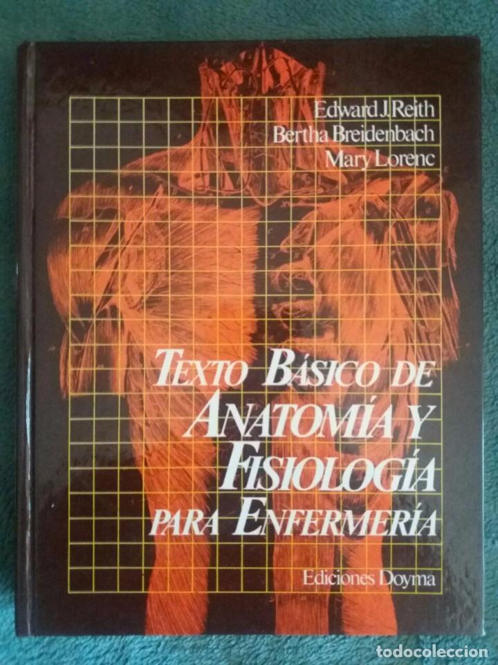 texto básico de anatomía y fisiología para enfe - Comprar Libros de ...