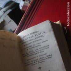 Libros de segunda mano: NUEVO METODO PARA CURAR FLATOS, 1794, MADRID PLACIDO BARCO,. Lote 65924862