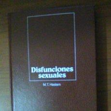 Libros de segunda mano: DISFUNCIONES SEXUALES. Lote 95228283