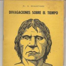 Libros de segunda mano: ENCICLOPEDIA DE LA SALUD. TOMO V. Nº 45. DIVAGACIONES SOBRE .. R. REMARTINEZ. EDC. PASTOR (P/D83). Lote 96173471
