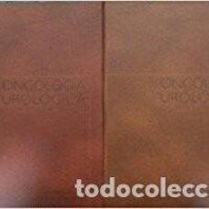 Libros de segunda mano: TRATADO DE ONCOLOGÍA UROLÓGICA 2 TOMOS. LUIS RESEL ESTÉVEZ. Lote 96569715