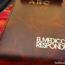 Libros de segunda mano: ABC EL MEDICO RESPONDE. Lote 96789607