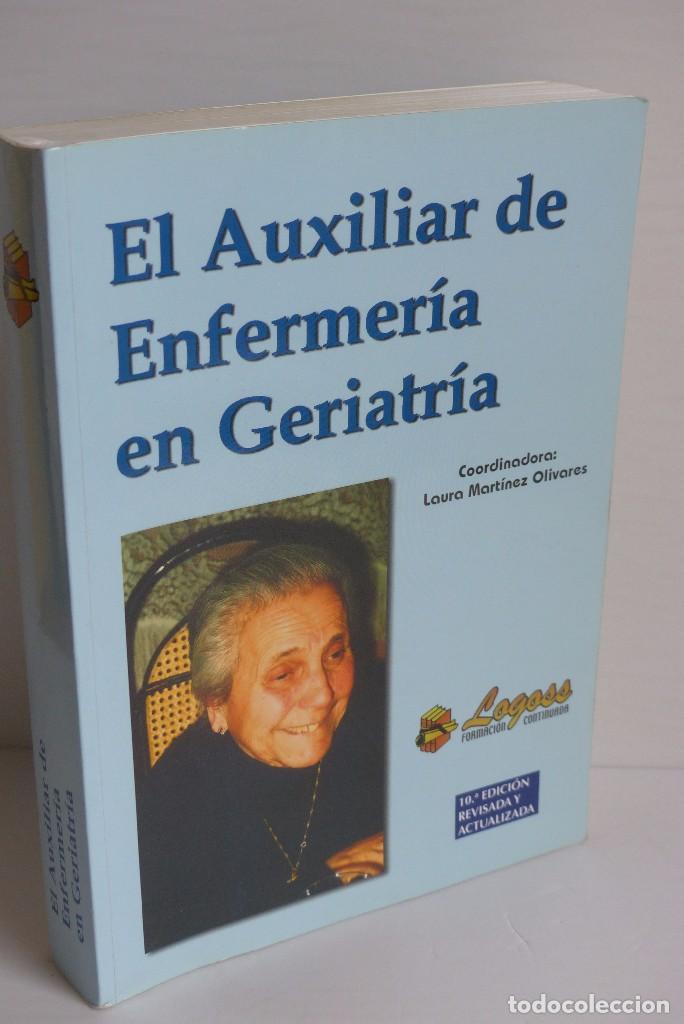 El Auxiliar De Enfermeria En Geriatria Logoss Vendido En Venta Directa 97575247