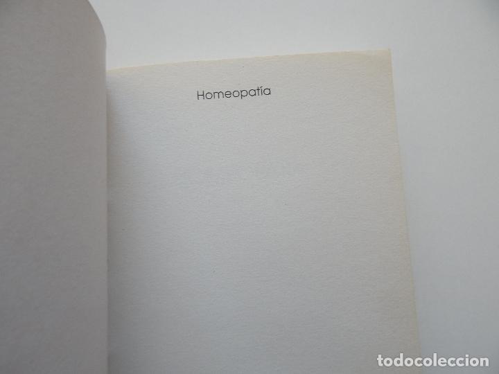 Libros de segunda mano: Homeopatía Guía para una automedicación sin riesgos - Julius Weimar - Foto 5 - 97387555