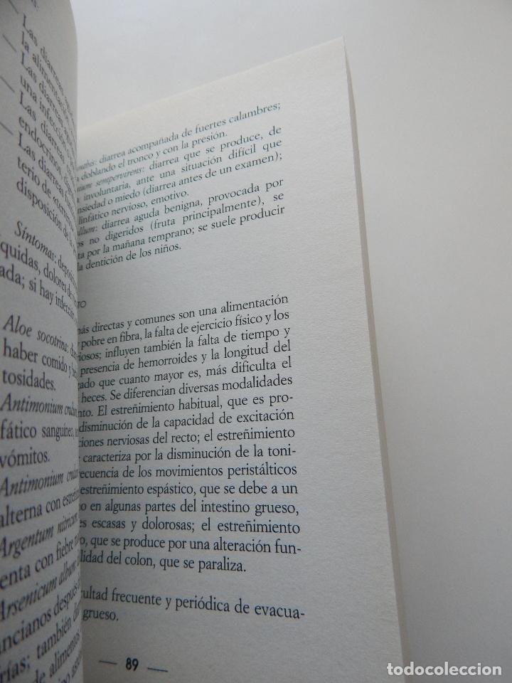 Libros de segunda mano: Homeopatía Guía para una automedicación sin riesgos - Julius Weimar - Foto 12 - 97387555