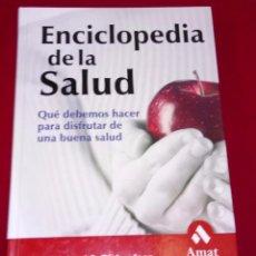 Libros de segunda mano: ENCICLOPEDIA DE LA SALUD. QUÉ DEBEMOS HACER PARA DISFRUTAR DE UNA BUENA SALUD - RICHARDSON, MICHAEL. Lote 98345287
