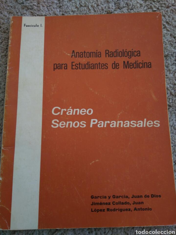 anatomía radiológica para estudiantes de medici - Comprar Libros de ...