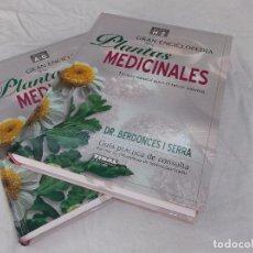 Libros de segunda mano: GRAN ENCICLOPEDIA PLANTAS MEDICINALES, DR. BERDONCES I SERRA, MAS 600 ESPECIES DE HIERBAS . Lote 147080996