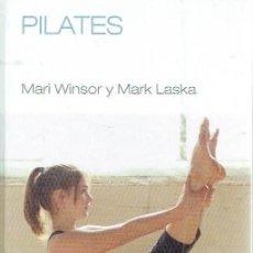 Libros de segunda mano: PILATES - MARI WINSOR Y MARK LASKA - RBA. Lote 99751779