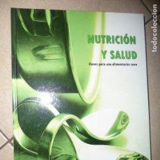 Libros de segunda mano - NUTRICION Y SALUD - 99997167