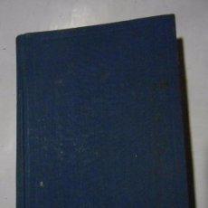 Libros de segunda mano: MANUAL DE LA ENFERMERA - M. USANDIZAGA - EDITORIAL MAYFE - 1952. Lote 100319043