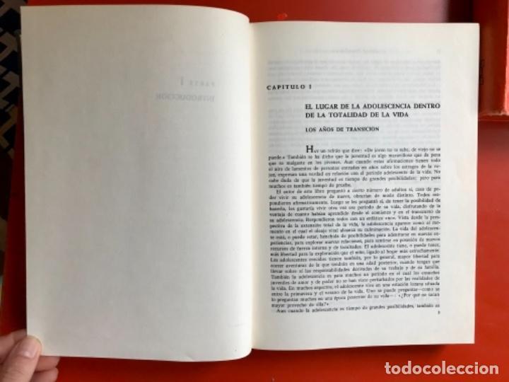 Libros de segunda mano: Psicología fisiológica clifford morgan 1973 psicología de la adolescencia jersild 1972 1 edición - Foto 10 - 100718819
