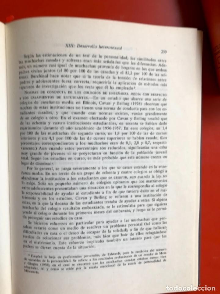 Libros de segunda mano: Psicología fisiológica clifford morgan 1973 psicología de la adolescencia jersild 1972 1 edición - Foto 12 - 100718819