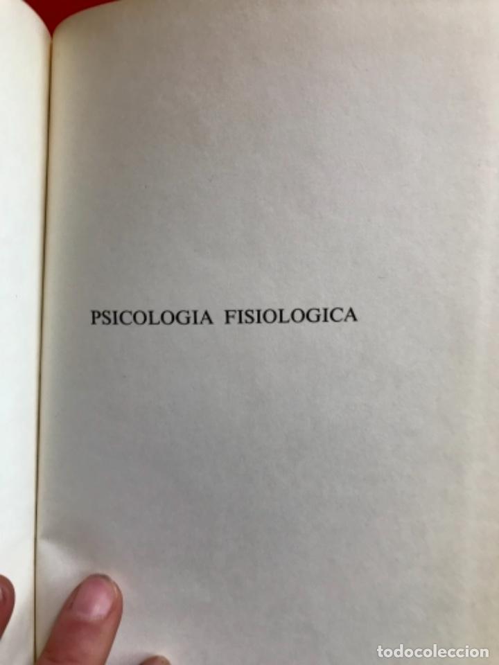 Libros de segunda mano: Psicología fisiológica clifford morgan 1973 psicología de la adolescencia jersild 1972 1 edición - Foto 20 - 100718819