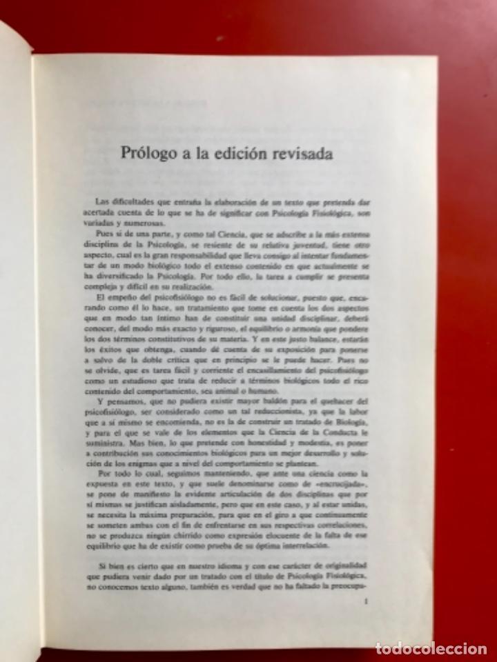 Libros de segunda mano: Psicología fisiológica clifford morgan 1973 psicología de la adolescencia jersild 1972 1 edición - Foto 23 - 100718819